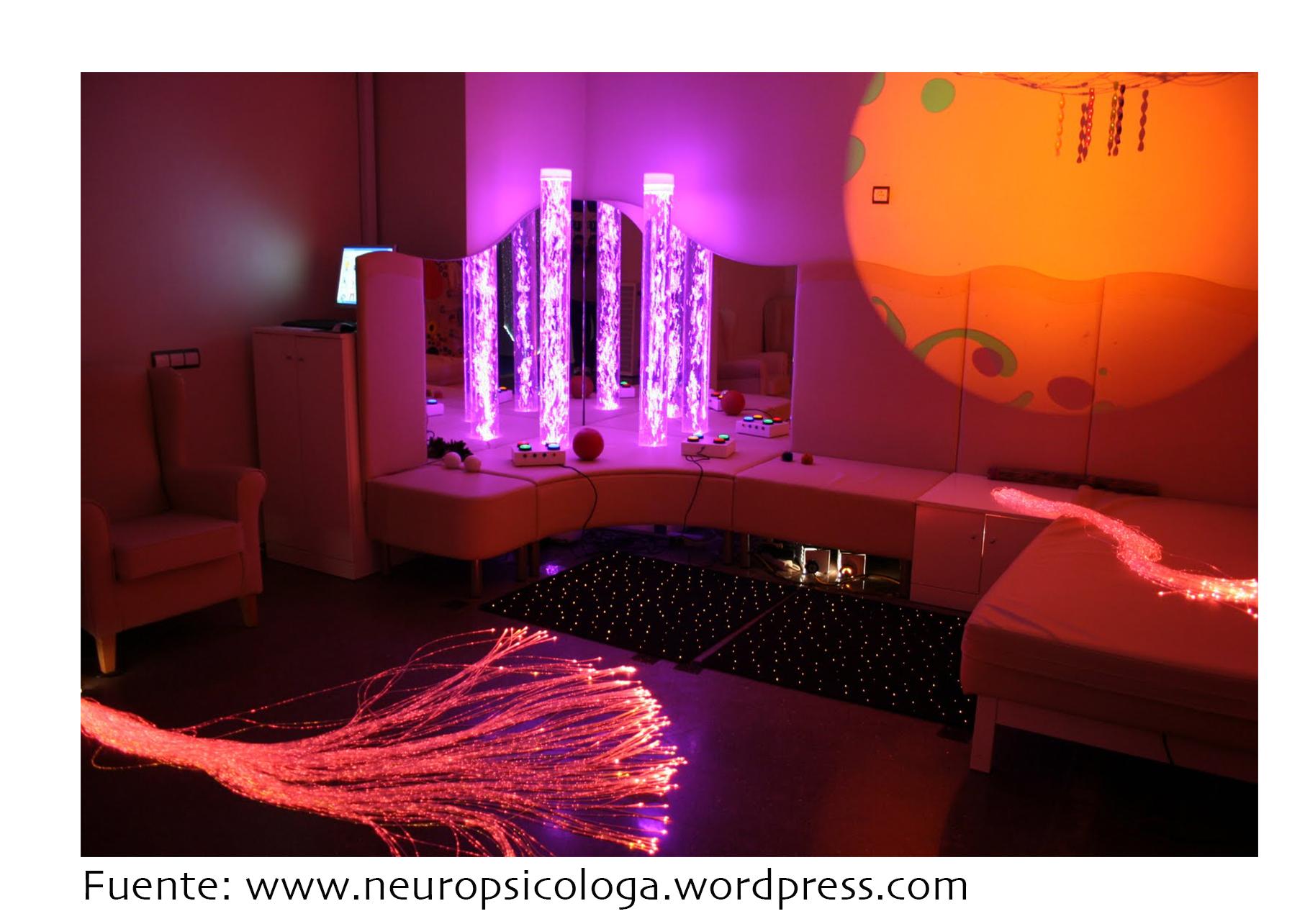 salas snoezelen un viaje al mundo de las sensaciones y